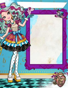 Roomie Quiz- Charming Quizzes & Activities for Kids | Ever After High Yay! I got Madeline Hatter as my roomate