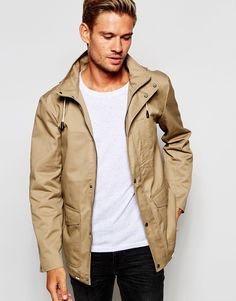 Selected Homme Parka