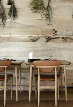 Restaurant Barr - via Coco Lapine Design blog