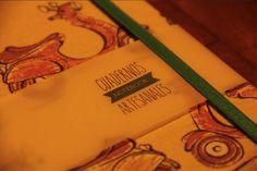 #cuaderno #artesanal #agenda #encuadernacion #notebook #handmade