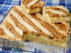 Apple butter bars w cinnamon apple frosting Recipe   Just A Pinch Recipes