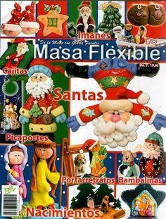 Masa Flexible Nº 8 - Akira Delgado - Álbumes web de Picasa