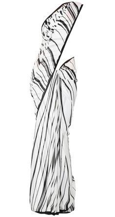Black. White. #indianoutfit #sari