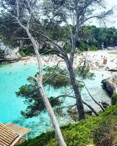 Majorca& most beautiful beaches! The romantic bay Cala Llombards in Mallorca you should not miss on your Mallorca trip! Europe Destinations, Menorca, Most Beautiful Beaches, Beautiful Places, Balearic Islands, Ultimate Travel, Beautiful Islands, Beach Trip, Holidays And Events