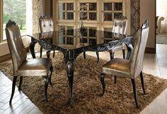 Mesa de Comedor Espejo Soraya
