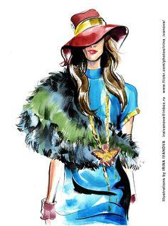 https://flic.kr/p/TmxFFZ | img051 | Igor Gulyaev Fall 2017 Ready-to-Wear Collection at MBFWRussia Mercedes-Benz Fashion Week Russia.  #MBFWRussia #fashionillustration #runway #IgorGulyaev #FALL2017 #readytowear #illustration #fashion #model #drawing #clothes #female #dress #watercolor #ink #fashionshow #makeup #hat #accessory #hairstyle #fashionillustrator #иллюстрация #мода #portrait #портрет #одежда #artworkforsale #artwork #instafashion #fashioninsta  @igorgulyaevofficial @MBFWRussia…