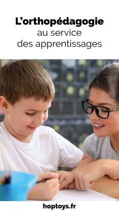 L'orthopédagogie est un domaine de connaissances et d'intervention qui vise l'évaluation, la prévention et la remédiation des difficultés d'apprentissage, que celles-ci soient ou non liées à des troubles. L'orthopédagogie permet à chacun de surmonter ses obstacles et de développer au mieux ses potentialités. Cette pratique prend appui sur la recherche en sciences de l'éducation (pédagogie, didactique…) et en sciences cognitives (parmi lesquelles les neurosciences). Evaluation, Bulletins, Trouble, Service, Obstacles, Teaching, Body, Culture, Adhd