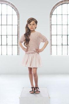 Pale Cloud SS14 Harper Sweater & Naomi Skirt