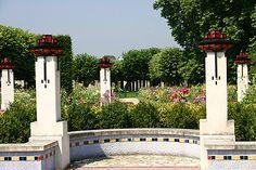 Jardin de l'abbaye-Vierzon