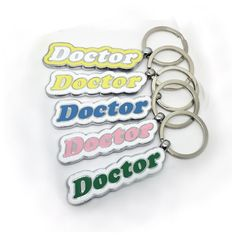 New 😍 doctors key ring  #ScrubsandClogs #Accessories