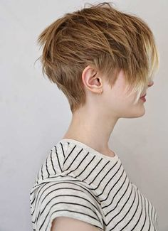 20 Textured Short Haircuts | http://www.short-haircut.com/20-textured-short-haircuts.html