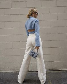 How to wear Pastel Colour Trend in Easy weekend casual outfit ideas Fashion Wear, Look Fashion, Winter Fashion, Fashion Outfits, Womens Fashion, Fashion Trends, Ski Fashion, Girl Fashion, Girl Outfits