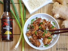 You never knew sesame chicken was so easy to make! In about 30 minutes, you've got a dish tastier than take out. BudgetBytes.com