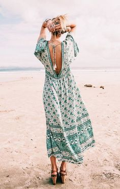 Kombi Folk Dress   Spell & The Gypsy Collective
