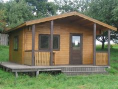 Beautifully crafted country Log Homes and Log Cabins in Ireland - Brown Mountain Eco Log Homes