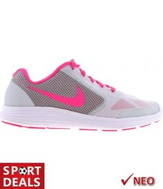 NIKE REVOLUTION 3 ΚΟΡΙΤΣΙΣΤΙΚΟ ΑΘΛΗΤΙΚΟ ΠΑΠΟΥΤΣΙ ΓΚΡΙ Nike Free, Sneakers Nike, Shoes, Fashion, Nike Tennis Shoes, Moda, Zapatos, Shoes Outlet, Fashion Styles