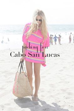 What to pack for Cabo