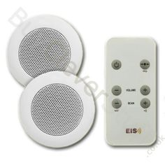 Kb Basic 2 Ceiling Radio For Bathroom And Kitchen Sound