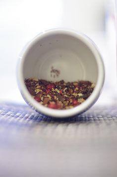 Davids Tea Coco Chai Rooibos Latte. The best!