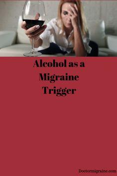 Migraine sufferers were interviewed about alcohol triggering their headaches. 25 % didn't drink for fear of causing a migraine.  Red wine was the most popular trigger, giving a headache fast, within 3 hours.  Red wine inconsistently related to migraine attacks, suggesting an individual variation.  Onderwater GLJ, et al,Eur J Neurol. 2018 Dec 18.  #migraine,#migraine and red wine,#migraine and alcohol.