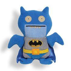 Uglydoll DC Comics Blue Ice-Bat as Batman GUND https://smile.amazon.com/dp/B00DTXEAAQ/ref=cm_sw_r_pi_dp_x_H0.-xb032CK1V