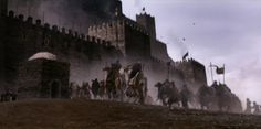 In the summer of 1178, King Baldwin IV ordered the walls of Jerusalem to be rebuilt, and he marched to fight the Muslims and capture Damascus.