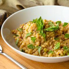 ... Barley on Pinterest | Barley salad, Barley risotto and Barley soup