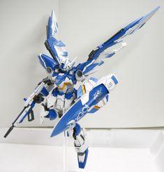 "Custom Build: MG 1/100 Wing Gundam Ver. Ka EW ver. ""hi-nu colors"" - Gundam Kits Collection News and Reviews"