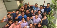 Three young Indian Institute of Technology graduates — Nipun Goyal, Pawan Gupta and Mudit Vijayvergiya — have co-founded a startup that focuses on networking healthcare professionals.