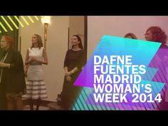 ¡Vídeo! Así fue la entrega de los Premios Internacionales MWW | Madrid Womans Week
