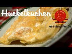 Huckelkuchen (Prophetenkuchen) - Essen in der DDR: Koch- und Backrezepte für ostdeutsche Gerichte | Erichs kulinarisches Erbe