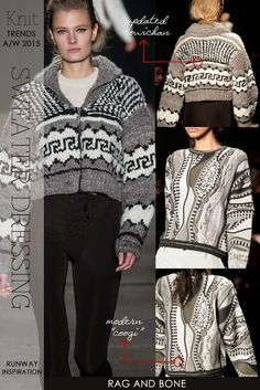 Autumn-winter fashion trends, shapes and colours - by DiaryofaCreativeFanatic