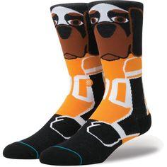 Stance Tennessee Volunteers Mascot Socks, Size: Large, Team