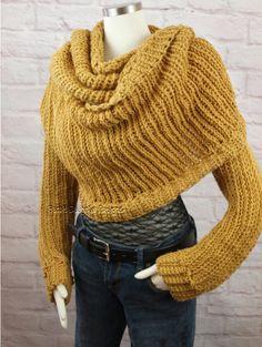 Jaelyn Sweater Scarf Crochet Pattern – Crochet Patterns For Beginners