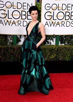 Jaimie Alexander - my Golden Globes best dressed list