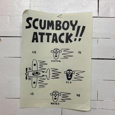 前進 #scumboytattoo by scumboy666