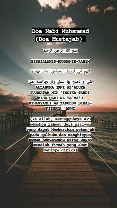 Pray Quotes, Quran Quotes Love, Quran Quotes Inspirational, Words Quotes, Hijrah Islam, Doa Islam, Religion Quotes, Love In Islam, Study Motivation Quotes