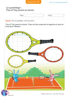 Tennis Racket, Activities, Homeschooling, Sports, Hs Sports, Sport, Homeschool