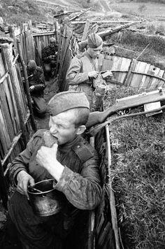 1941 год. Боль и мужество. Фото.