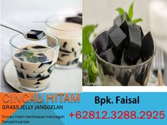 Bubble Drink, Grass Jelly, Dry Leaf, Bogor, Malang, Herbalism, Bubbles, Powder, Cream