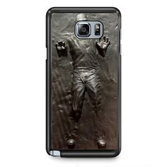 Steve Jobs In Carbonite TATUM-10141 Samsung Phonecase Cover Samsung Galaxy Note 2 Note 3 Note 4 Note 5 Note Edge