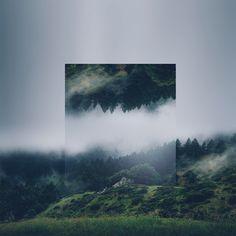 #graphic #landscape #illusion #outdoor #geometric in Fresh