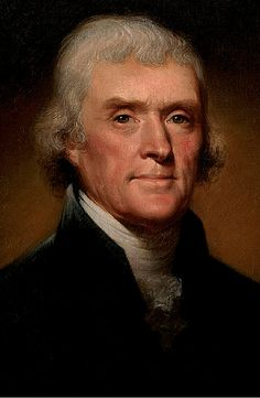 Thomas Jefferson: IQ: 160  Another founding father he served as president between 1801-1809 and was the nation's third president. He strongly opposed centralized government, and one of his first policies was to eliminate a highly unpopular tax on whiskey.