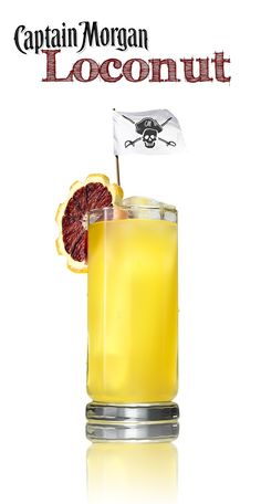 Loconut - the classic pineapple and coconut rum with a fun twist!