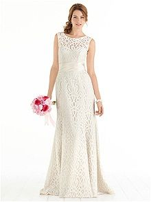 After Six Bridal Style 1041, Try it and if you don't like it, return it!