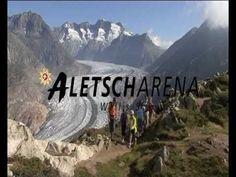 Valais Wallis - Aletsch Arena Sommer - YouTube