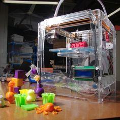 3ders.org - DreamMaker 3D printer | 3D Printer News & 3D Printing News