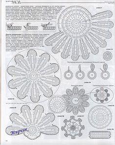 Graficos y Crochet: noviembre 2010