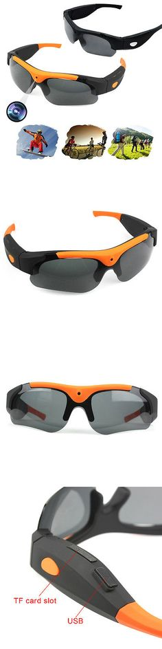 Smart Glasses: Portable 32Gb Video Hd 1080P Outdoor Sport Camera Dvr Sunglasses Camera Recorder -> BUY IT NOW ONLY: $30.55 on eBay!