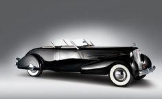 1937 Cadillac Sixteen Custom